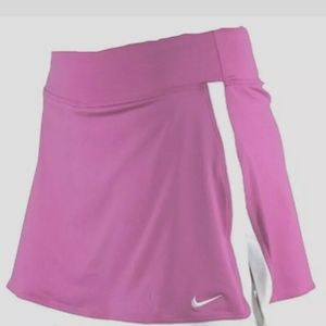 NIKE Womens Border Golf/Tennis DRI-FIT Sk